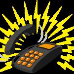 アメリカの電話:地域番号800や900からの着信はたいていセールス・勧誘の電話