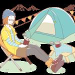 happy camper -米国のスラング