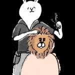 英語の例文《 美容師さんにどれくらチップ払ってる? 》What percentage do you tip a hair stylist?