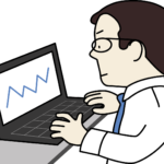 《技術系の英語例文 ネタ帳》その時点では、そのシステムはデータを処理中である。処理が終わり次第、エクセルのファイルが生成される。