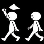 """手順やプロセス等に『従う』と英語で言いたいときは""""follow""""を使う"""